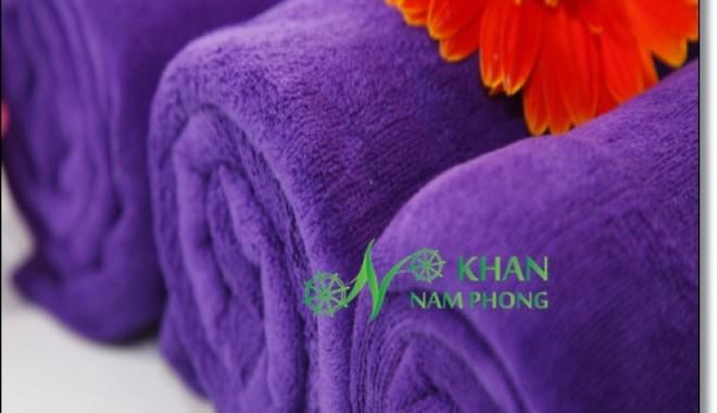 Khăn Spa Microfiber Khăn Nam Phong